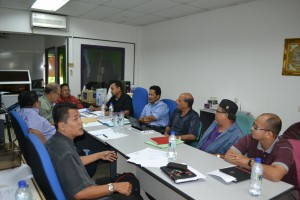 4 October 2013 MWJS Exco Meeting