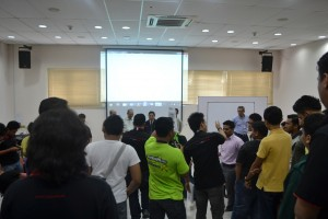 29 November 2013 MWJS Talk UniKL MFI